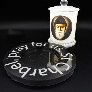 candle base personalise gift gdcandles