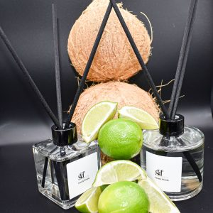 lime and coconut diffuser gdcandles